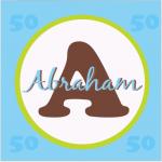 Kaart Abraham van Kaartje2go
