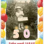 Uitnodiging Sara van Kaartje2go