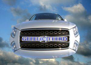 gefeliciteerd auto Gefeliciteerd Auto   ARCHIDEV gefeliciteerd auto