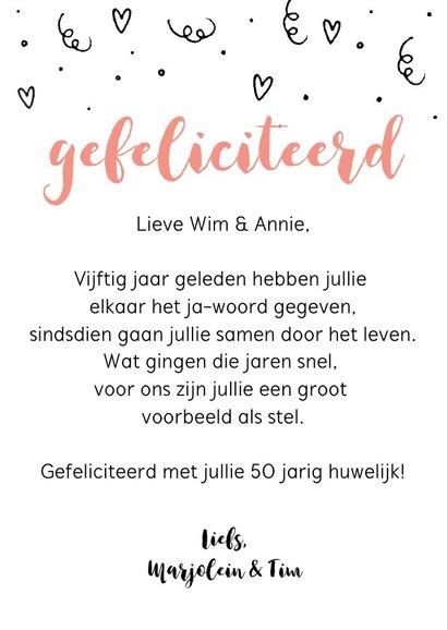 Uitgelezene felicitatie huwelijk Archives - Uitnodigingen.nl QJ-48