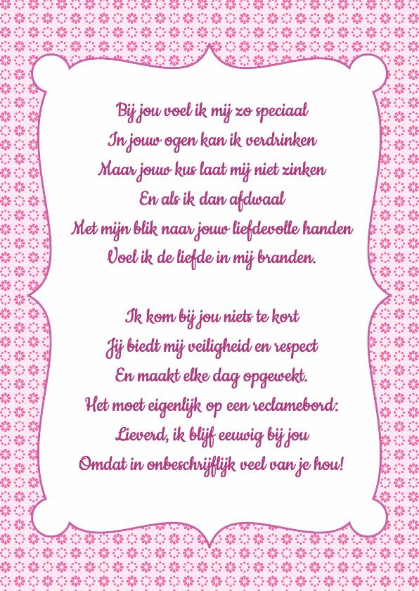 gedichtenkaartjes