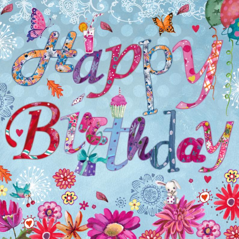 Leuke Verjaardagskaarten Voor Vrouwen Bij Kaartje2go