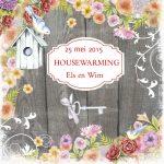 Housewarming uitnodiging tekst