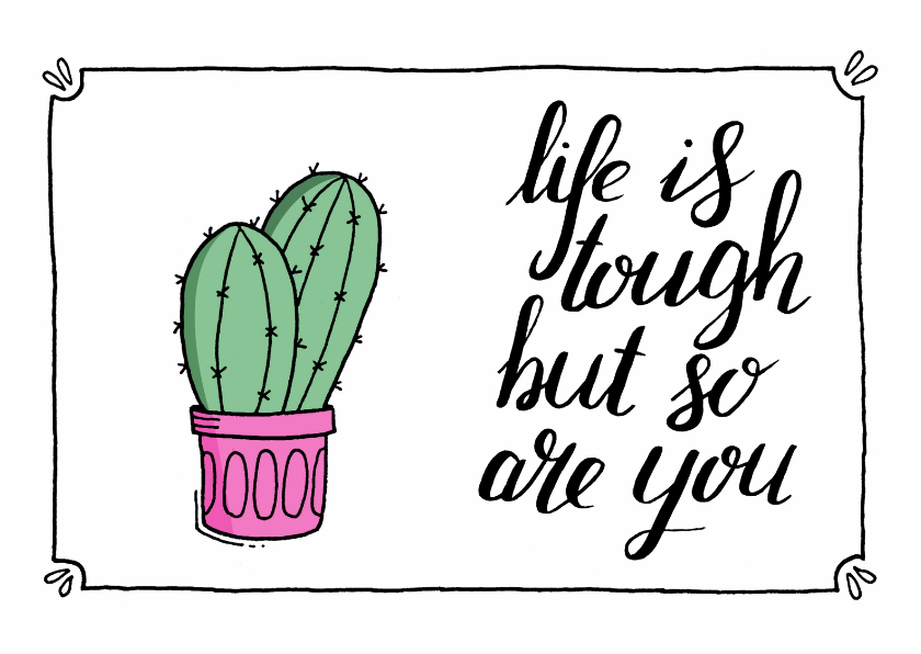 thyralantijn kaartje cactus sterkte