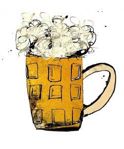 Verjaardag Met Bier Mannen Uitnodigingen Nl
