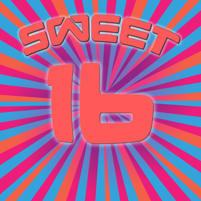 sweet 16 girl disco
