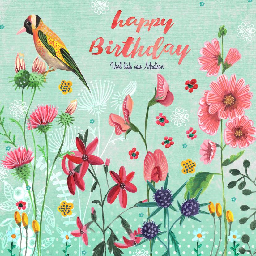 Leuke Verjaardagskaarten Voor Vrouwen Bij Kaartje2go Uitnodigingen Nl
