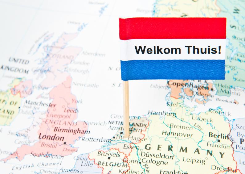 welkom thuis nederland
