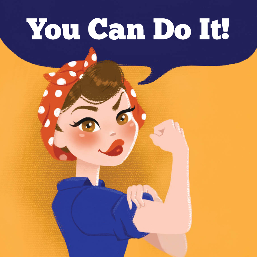 succes you can do it